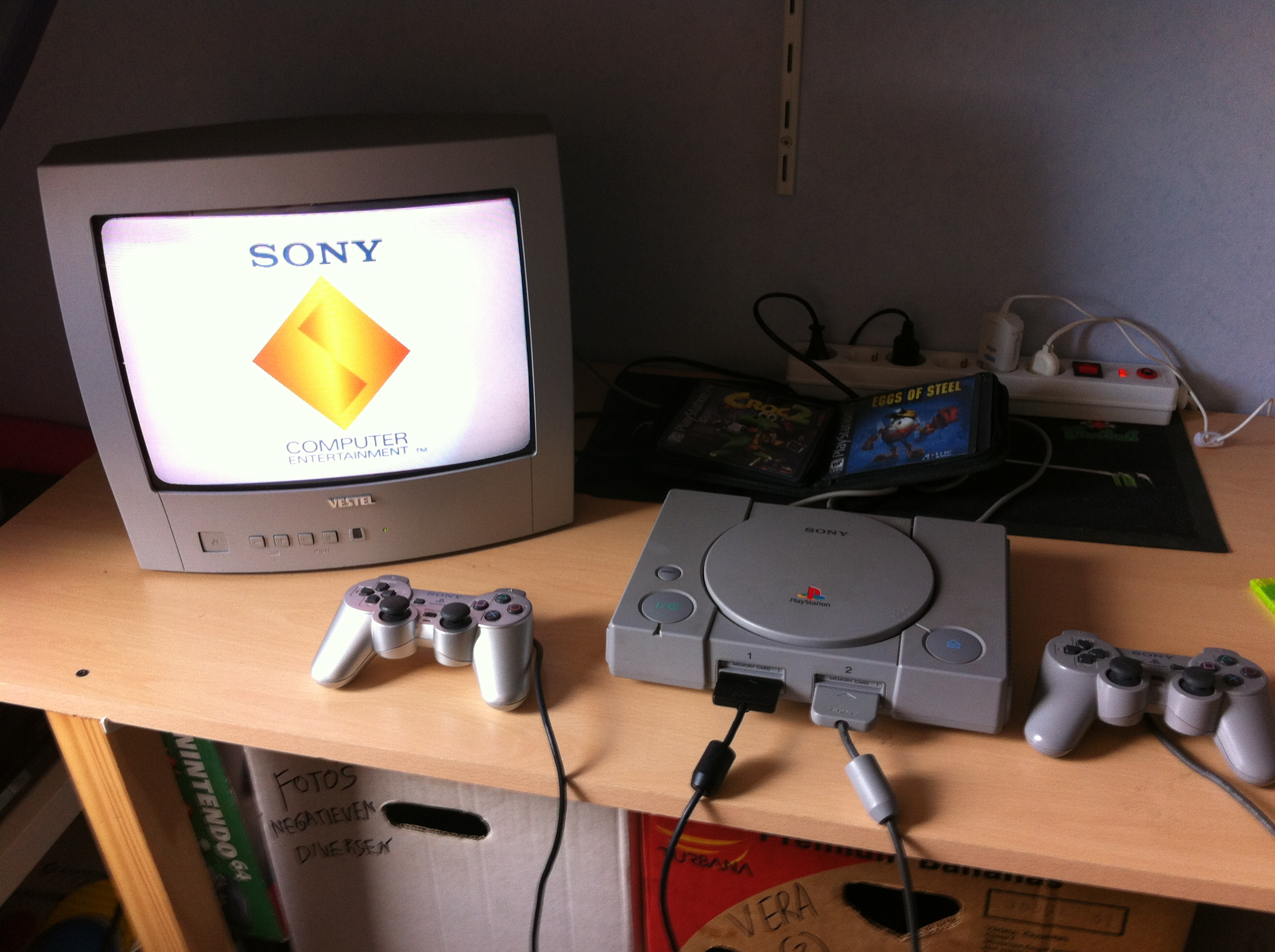 Playstation 1 (2)